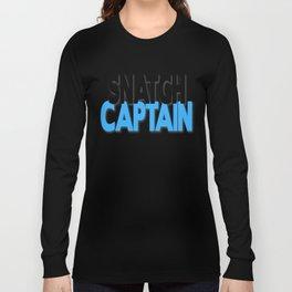 Snatch Captain Long Sleeve T-shirt