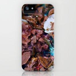 Mineral Specimen 7 iPhone Case