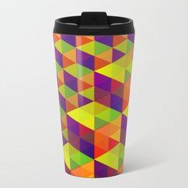 Cubes - Gouldian Metal Travel Mug