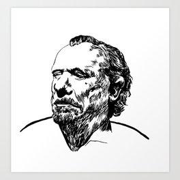 BUK Art Print