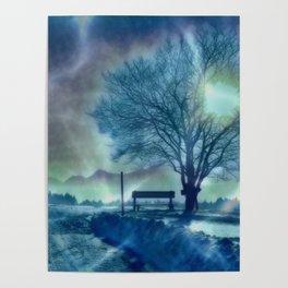 Amazing Winter Impression Poster