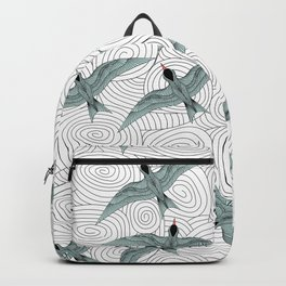 Arctic Terns Backpack