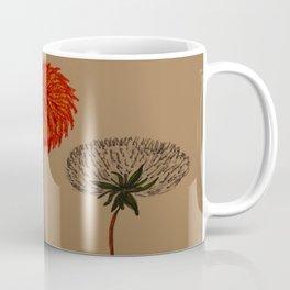 Dandalion Blossoms Coffee Mug