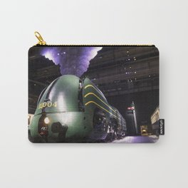 Streamlined Belgian Carry-All Pouch