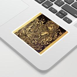 La Loba Sticker
