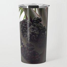 Bismarck Palm - Bismarckia nobilis Seed Pods Travel Mug