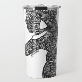 Jasmine  Travel Mug