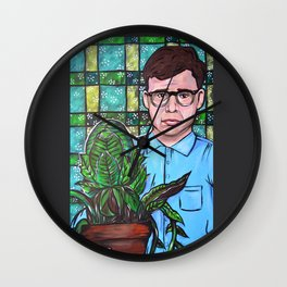 Suddenly Seymour  Wall Clock
