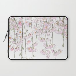pink cherry blossom spring 2018 Laptop Sleeve