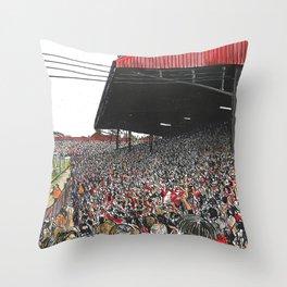 LAST EVER GOAL Throw Pillow