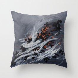 Salvo Throw Pillow