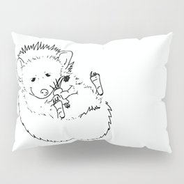 with flowers for you Pillow Sham
