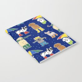 It's Raining Dogs + Dogs Notebook