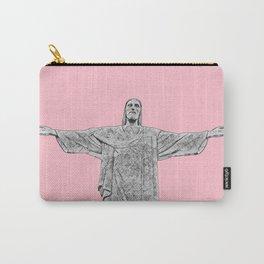 Christ Redeemer Rio de Janeiro - Art Carry-All Pouch