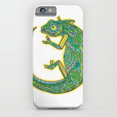 Quirky Chameleon Slim Case iPhone 6s