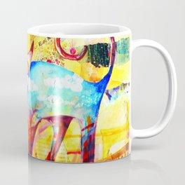 Cat in the apartment Coffee Mug