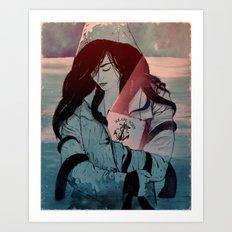 Thalassa Art Print