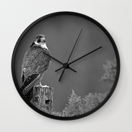 PEREGRINE POST Wall Clock
