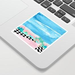 Welcome to Pastel Pointe Sticker