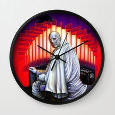 Dr. Phibes Vincent Price horror movie monsters Wall Clock