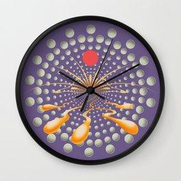 ETERNAL INFINITY Wall Clock