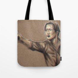 Glenn Rhee Tote Bag