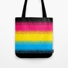 Pixel Perfect Tote Bag