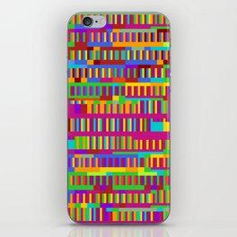 Beethoven Moonlight Sonata (Rainbow Hues) iPhone Skin