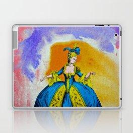 Marie Antoinette by Michael Moffa Laptop & iPad Skin