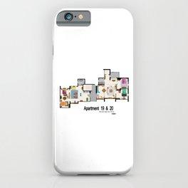 apartement 19&20 New York  Quote Art Design Insp iPhone Case