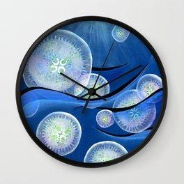 Jelly Family Wall Clock