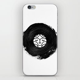 Surrounded by Sound iPhone Skin