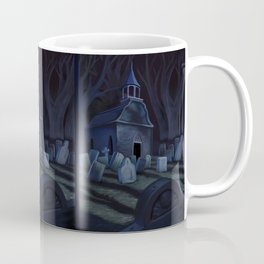 Sleepy Hollow Churchyard Cemetery Coffee Mug
