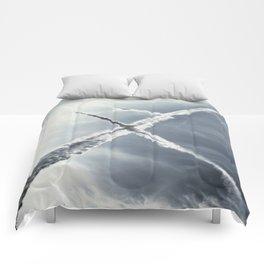 vapour-trails Comforters