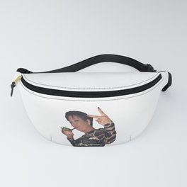 Peace Out Kris Jenners Fanny Pack