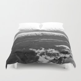 Glacier Buddies Duvet Cover