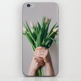 Yay Tulips! iPhone Skin