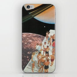 People of Titan iPhone Skin