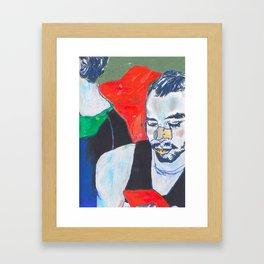 Brits Framed Art Print