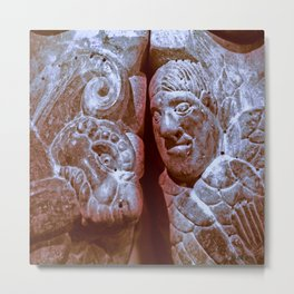 Romanesque lovers IX Metal Print