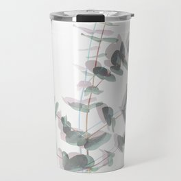 Eucalyptus Shadows Travel Mug