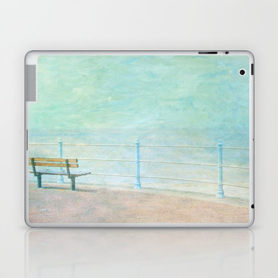 The Empty Bench Part 2 Laptop & iPad Skin
