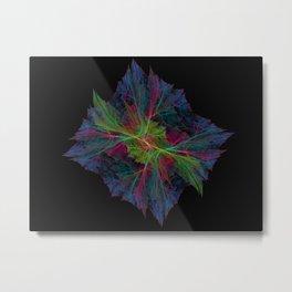Wispy Cell Metal Print