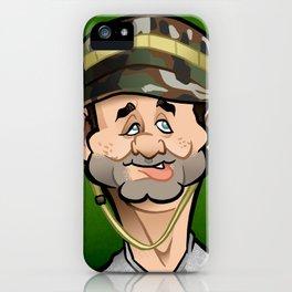 Carl iPhone Case