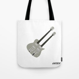 Gretsch Doubleneck ( G5566 ) Tote Bag