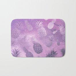 Ananas Fruit Pattern 3 Bath Mat