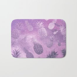 Ananas Fruit Pattern 3 Bath Mat