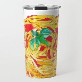 Spaghetti - Bon Appetit 11/XII Travel Mug