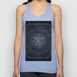 Dark Matter - by Aeonic Unisex Tank Top