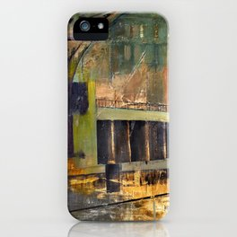 Chicago Bridge iPhone Case